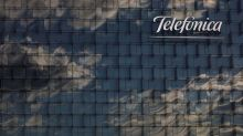 Spain's Telefonica targets stable revenue, profit in 2020