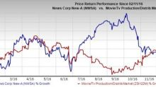 News Corp (NWSA) Q2 Earnings Top; Soft Ad Market Hurt Sales