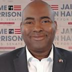 Jaime Harrison: 'Hope is coming back to South Carolina.'
