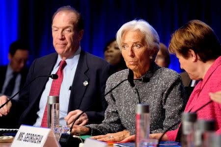 Large' IMF majority on Venezuela leader issue needed: Lagarde