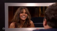 Halle Berry Is a Way Better Liar Than Jimmy Fallon on 'The Tonight Show'