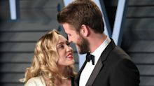 Miley Cyrus and Liam Hemsworth share loved-up snaps amid wedding reports