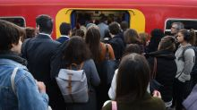 Only 70 per cent of South Western Trains arrived on time last month