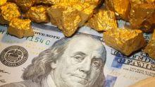 Oro consolida sobre el 1.800 después del buen dato de empleo en EEUU