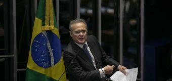 Calheiros chama Bolsonaro de charlatão e apoia CPI