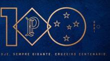 Cruzeiro lança marca dos 100 anos: 'Ontem, hoje, sempre gigante'