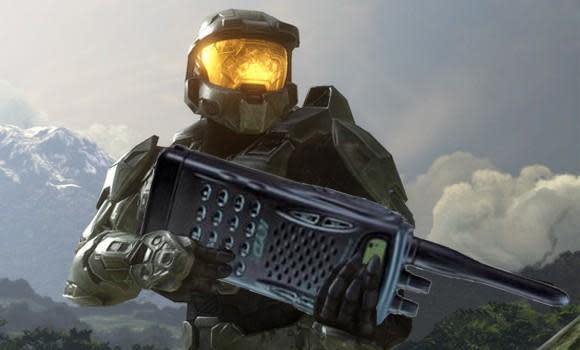 Rumor: Spielberg looking to produce Halo movie