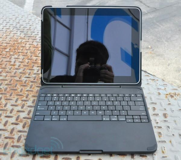 Clamcase iPad keyboard case hands-on
