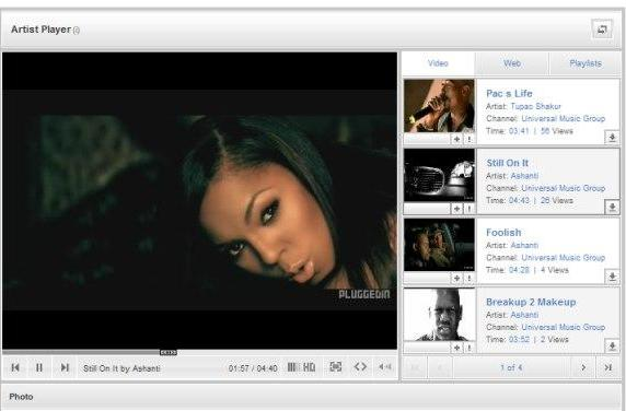 PluggedIn launches HD music video portal