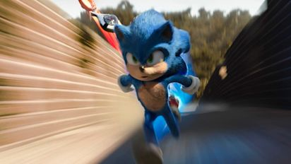 UK box office report, Feb 21-23: Sonic the Hedgehog runs rings around Harrison Ford's fake dog