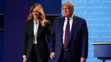 À la Une: Donald Trump testé positif au Covid-19
