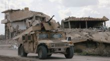 U.S.-backed Syrian forces call for 1,500 coalition troops to stay