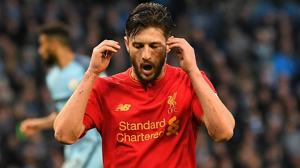Liverpool rocked by Lallana injury blow ahead of Merseyside derby