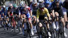 Seventh heaven: Furious stage kick-starts Tour de France