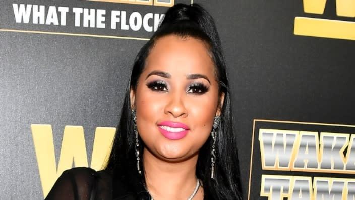 'Love & Hip Hop' star Tammy Rivera accuses CVS employee of racial profiling