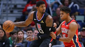 Paul George looks razor sharp in Clippers debut