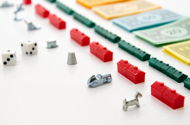 'Monopoly' is killing the thimble and it's all your fault