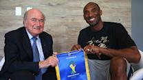 Kobe Bryant's pick to win World Cup