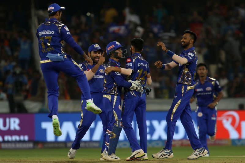 In this season, MI have lost all of their matches in the last over of the match