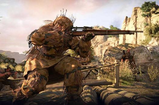 PSN Tuesday: Sniper Elite 3, July's PS Plus freebies