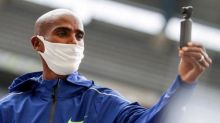 Mo Farah returns to track with first world record in his sights