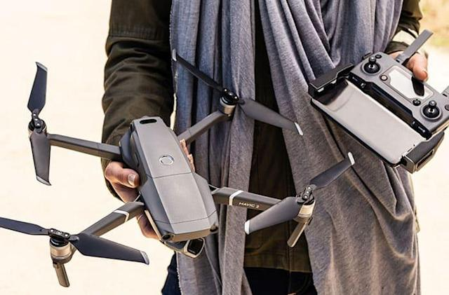 UK introduces mandatory drone registration and pilot test