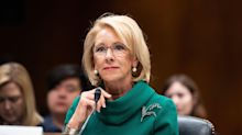 Group Asks Congress To Investigate If Betsy DeVos Is Tied To Her Brother's Work