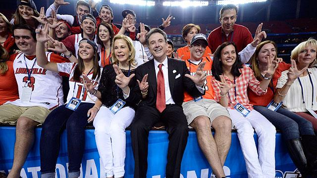 Rick Pitino's best week ever