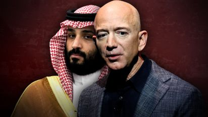 Jeff Bezos's phone hack: A threat to U.S. democracy?