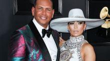 Entre rumores de traición, Jennifer Lopez se habría separado de Alex Rodríguez