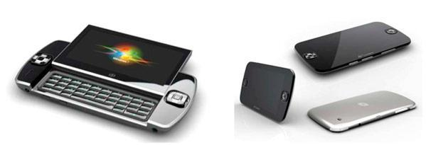 OCOSMOS returns at CES 2011 with Windows 7-based gaming handheld
