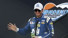 Dale Earnhardt Jr. 'blessed' and content with career as he preps for final race