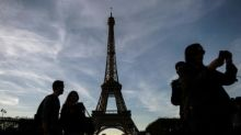 Brits are more likely to have been to Paris than Edinburgh
