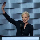 """Cecile Richards was the first person to say """"abortion"""" at the DNC. Democrats often don't."""