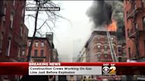 East Village Residents React To Massive Explosion