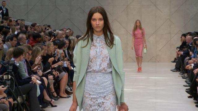 Style.com Fashion Shows - Burberry Prorsum Spring 2014 Ready to Wear