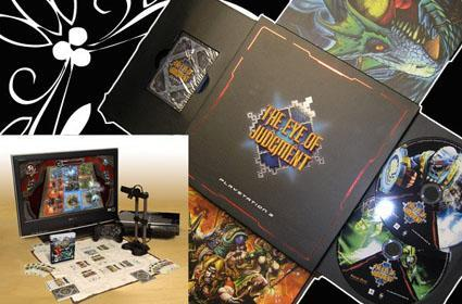 Sony releases Eye of Judgment press pack