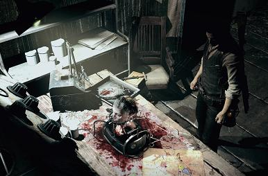 The Evil Within cast features Rorschach, Dexter's sister