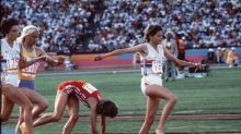 This day in sports: Mary Decker falls in 3,000-meter final at 1984 L.A. Olympics