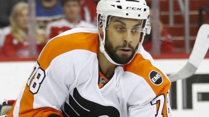Hockey - NHL - Premier but avec Vegas pour Bellemare