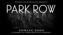 Warner Bros to launch world's first Batman-themed restaurant 'Park Row' in London
