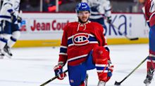 Alex Galchenyuk is not a center, according to Canadiens GM
