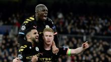 Three things we learned from Real Madrid 1 Manchester City 2