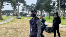 Golf: Curry hails return of sports