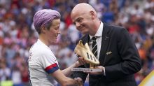 USWNT should focus equal pay fight on FIFA, not U.S. Soccer