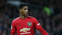 England footballer Marcus Rashford helps feed millions of school children during lockdown