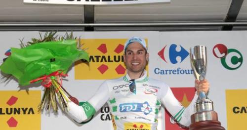 Cyclisme - Tour de Catalogne - Davide Cimolai : «Heureux d'avoir pu jouer ma carte»