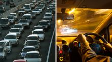 The risky driver behaviour which may be targeted by new high-tech cameras