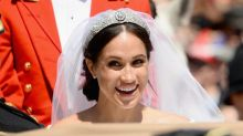 Meghan wore a tiara and now we all want one: here, we trace the tiara trend