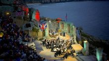 See Summer Stock on Granite Cliffs at England's Minack Theatre